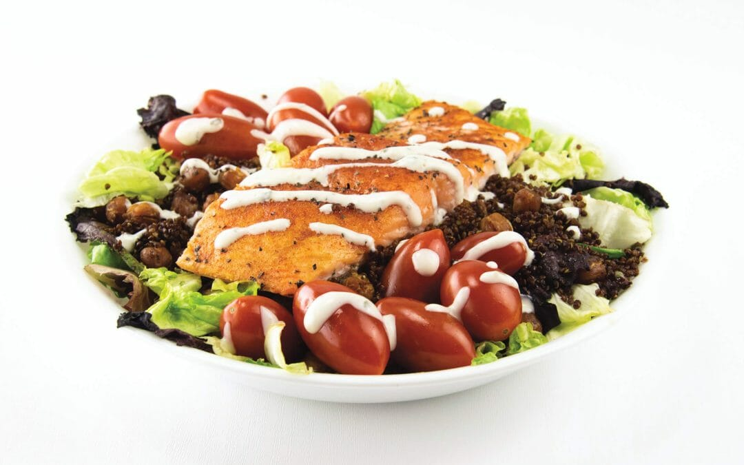 Fresh Salads Perfect for Spring